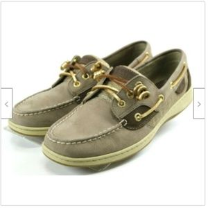 Sperry Top Sider Ivyfish Women's Boat Shoes Sz 9.5